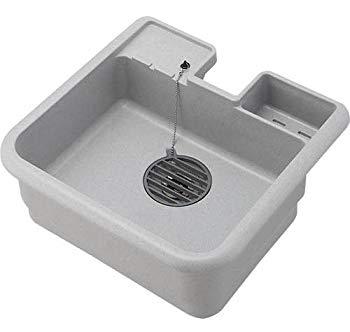 【中古】SANEI 水栓柱パン 収納ポケット ゴミ詰まり防止 HW80-450