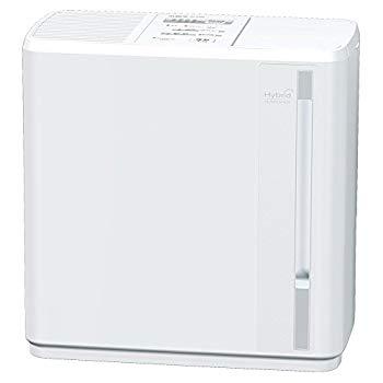 【中古】ダイニチ ハイブリッド式加湿器 HDシリーズ ホワイト HD-500D-W