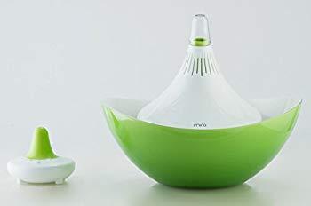 【中古】水に浮かべるクリーンな加湿器 CP15JP (グリーン) CleanPot MIRO