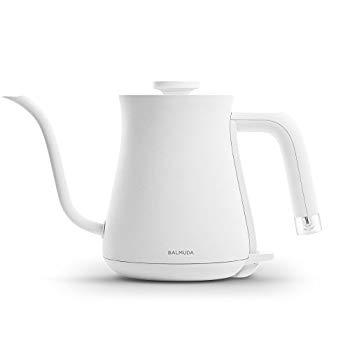 電気ケトル Pot BALMUDA The K02A-WH(ホワイト) 【中古】バルミューダ