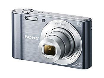 【中古】ソニー SONY デジタルカメラ Cyber-shot W810 光学6倍 シルバー DSC-W810-S