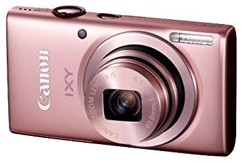 【中古】Canon デジタルカメラ IXY 100F(ピンク) 広角28mm 光学8倍ズーム IXY100F(PK)