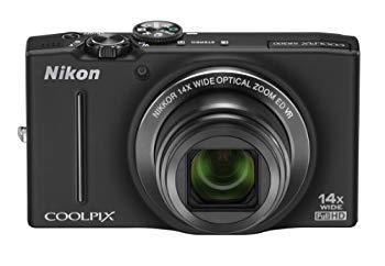 【中古】Nikon デジタルカメラ COOLPIX (クールピクス) S8200 ノーブルブラック S8200BK