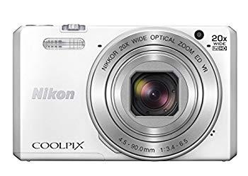 【中古】Nikon デジタルカメラ COOLPIX S7000 20倍ズーム 1605万画素 ホワイト S7000WH