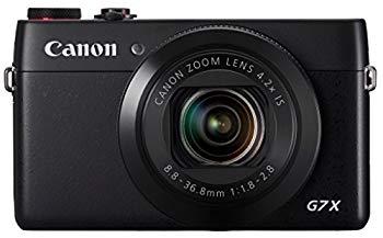 【中古】Canon デジタルカメラ PowerShot G7 X 光学4.2倍ズーム 1.0型センサー PSG7X