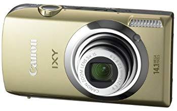 【中古】Canon デジタルカメラ IXY 10S ゴールド IXY10S(GL)