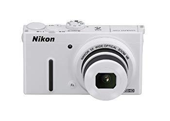 【中古】Nikon デジタルカメラ COOLPIX P330 開放F値1.8NIKKORレンズ搭載 裏面照射型CMOSセンサー搭載 ホワイト P330WH