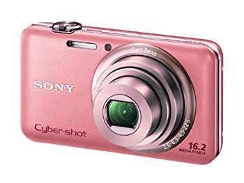 【中古】ソニー SONY デジタルカメラ Cybershot WX7 1620万画素CMOS 光学x5 ピンク DSC-WX7/P