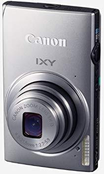 【中古】Canon デジタルカメラ IXY 420F シルバー 光学5倍ズーム 広角24mm Wi-Fi対応 IXY420F(SL)