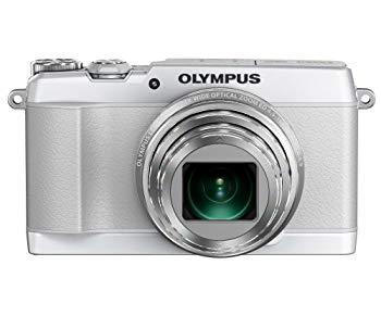 中古 OLYMPUS ◆在庫限り◆ デジタルカメラ STYLUS 今季も再入荷 SH-1 光学式5軸手ぶれ補正 光学24倍超解像48倍ズーム WHT ホワイト