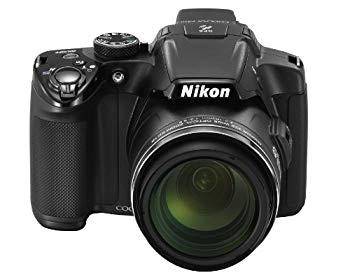 【中古】Nikon デジタルカメラ COOLPIX (クールピクス) P510 ブラック P510BK