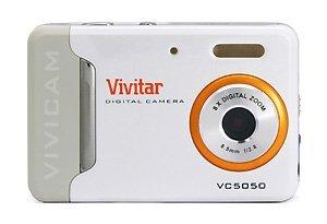 【中古】Vivicam 5050 パールホワイト VIV-5050-WHT