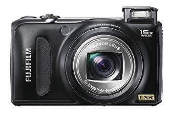 ファッションなデザイン FUJIFILM デジタルカメラ FinePix F300EXR ブラック F FX-F300EXR B, Road 4155beda