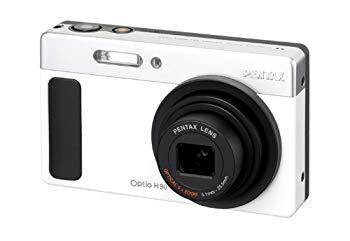 【中古】PENTAX デジタルカメラ Optio H90 セラミックホワイト OPTIOH90SH