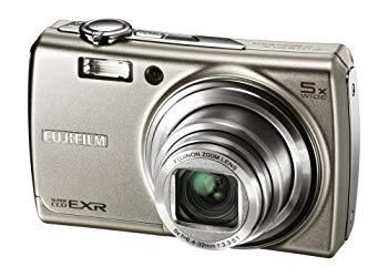 【中古】FUJIFILM デジタルカメラ FinePix F200 EXR シルバー FX-F200EXR S