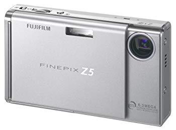 【中古】FUJIFILM デジタルカメラ FinePix (ファインピックス) Z5fd シルバー FX-Z5FDS