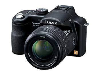 【中古】パナソニック デジタルカメラ LUMIX FZ50 ブラック DMC-FZ50-K
