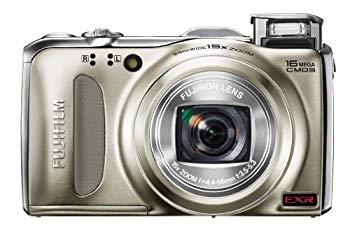 <title>中古 FUJIFILM デジタルカメラ FinePix F600EXR シャンパンゴールド 1600万画素 買取 広角24mm光学15倍 F FX-F600EXR G</title>