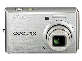 2020新作 中古 Nikon デジタルカメラ COOLPIX シルバー COOLPIXS610C 新作からSALEアイテム等お得な商品 満載 クールピクス S610c