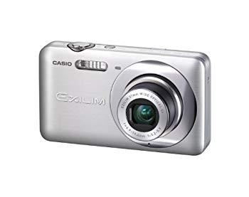 【中古】CASIO デジタルカメラ EXILIM Z800 シルバー EX-Z800SR 1410万画素 光学4倍ズーム 広角27mm 2.7型液晶