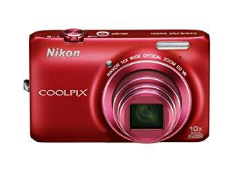【中古】Nikon デジタルカメラ COOLPIX (クールピクス) S6300 アーバンレッド S6300RD