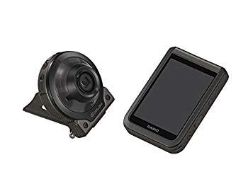 【中古】CASIO デジタルカメラ EXILIM EX-FR100BK カメラ部/モニター部分離 フリースタイルカメラ EXFR100 ブラック