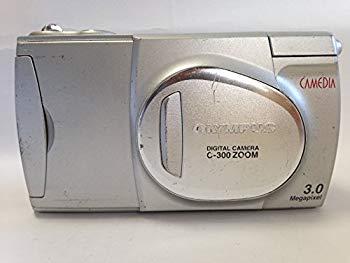 【中古】OLYMPUS オリンパス DIGTAL CAMERA デジタルカメラ C-300 ZOOM