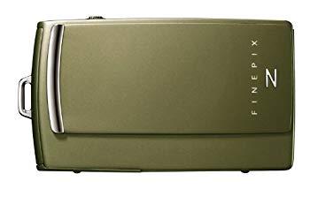 【中古】FUJIFILM デジタルカメラ FinePix Z1100EXR 光学5倍 カーキ FX-Z1100EXR KH