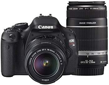 Canon デジタル一眼レフカメラ EOS Kiss X5 ダブルズームキット EF S18 55mm EF S55 250mm8Pnwk0XNOZ
