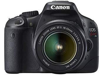 【中古】Canon デジタル一眼レフカメラ EOS Kiss X4 EF-S 18-55 IS レンズキット KISSX4-1855ISLK