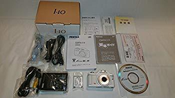 【中古】PENTAX デジタルカメラ Optio I-10 パールホワイト OPTIOI-10PH