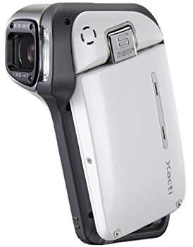 中古 未使用 好評受付中 未開封品 SANYO 防水型デジタルムービーカメラ 35%OFF Xacti シリーズ シェルホワイト ザクティ DMX-CA65 W
