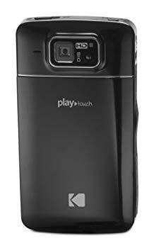 【中古】Kodak ポケットビデオカメラ PLAYTOUCH ブラック PLAYTOUCH-B