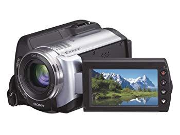 【中古】ソニー SONY デジタルHDビデオカメラレコーダー ハンディーカム XR100 80GHDD HDR-XR100/S