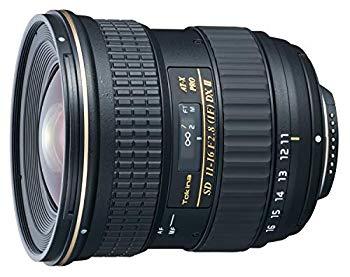 【中古】Tokina 超広角ズームレンズ AT-X 116 PRO DX II 11-16mm F2.8 (IF) ASPHERICAL ニコン用 APS-C対応