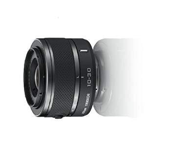 【中古】Nikon 標準ズームレンズ 1 NIKKOR VR 10-30mm f/3.5-5.6 ブラック ニコンCXフォーマット専用
