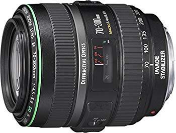 中古 Canon 望遠ズームレンズ EF70-300mm アウトレットセール 店内限界値引き中&セルフラッピング無料 特集 F4.5-5.6 USM DO IS フルサイズ対応