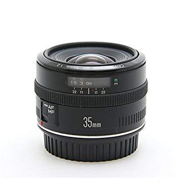 【中古】Canon 単焦点レンズ EF35mm F2 フルサイズ対応