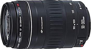 中古 Canon EF F4.5-5.6 USM 新生活 ご注文で当日配送 90-300mm