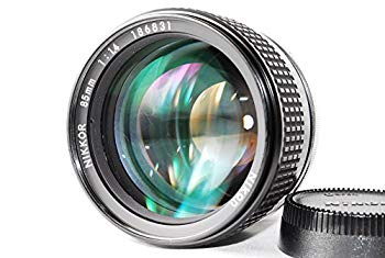 【中古】Nikon Ai-s NIKKOR 85mm F1.4