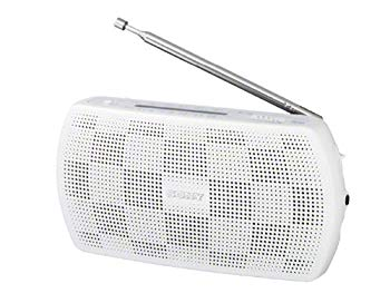 中古 未使用 未開封品 人気ブランド多数対象 特価キャンペーン SONY W ホワイト SRF-18 ステレオポータブルラジオ