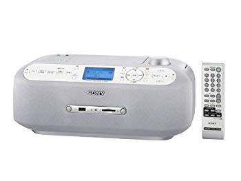 【中古】SONY CDラジオ メモリーレコーダー ZS-R110CP