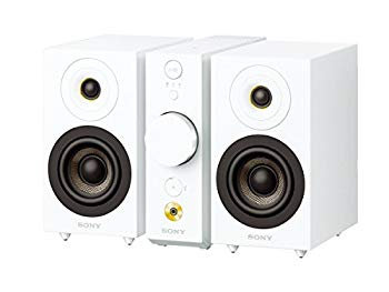 【中古】ソニー SONY コンパクトオーディオシステム CAS-1 : Bluetooth/ハイレゾ対応 ヘッドホンアンプ搭載 ホワイト CAS-1 W