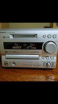 【中古】ONKYO オンキョー FR-X7 CD/MDチューナーアンプ MDLP