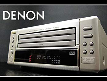 【中古】DENON デノン UD-M10E UDCM-M10E 3枚 CDチェンジャー