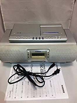 【中古】ビクター Victor |高音質 MDLP/CD/カセット搭載ラジカセ RC-X5MD 高速&長時間録音