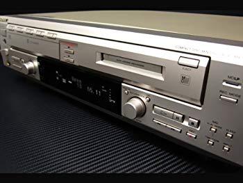 【中古】SONY ソニー MXD-D5C 5枚CDチェンジャー/MDレコーダー 一体型デッキ