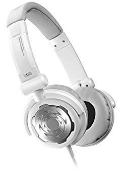 【中古】DENON DN-HP500S 密閉型オーバーヘッドヘッドホン DJ用 シルバー