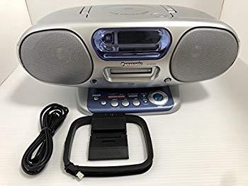 【中古】パナソニックRX-MDX60 CD・MDラジカセ