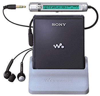 【中古】SONY MD‐WM 再生専用 MZ-E620 B ブラック